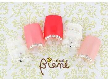ネイルサロン ビーネ(nail salon Biene)/17年7月のおすすめコース-4