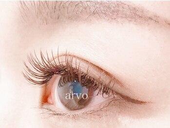 アルボ 新潟万代店(Arvo)の写真/目尻にポイントカラーや、フルカラーも★肌なじみが良いブラウンでナチュラルに見せたい方にもオススメ!