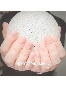 ピンクマジック(PINKMAGIC)/キルティングネイル