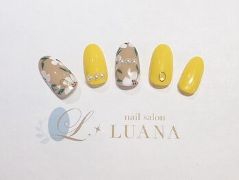 ルアナ(LUANA)/大人可愛いトレンドプラン7,980