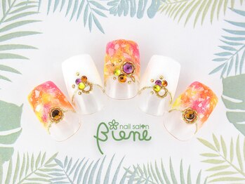 ネイルサロン ビーネ(nail salon Biene)/18年7月のおすすめコース-4