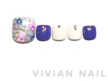 Vivian nail_デザイン_10