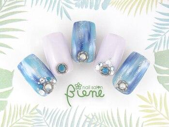 ネイルサロン ビーネ(nail salon Biene)/18年7月のおすすめコース-6