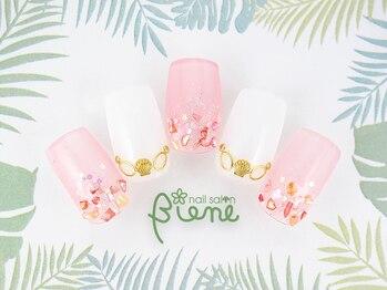 ネイルサロン ビーネ(nail salon Biene)/18年7月のおすすめコース-7