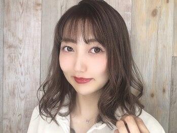 まつげエクステサロン ヘアーリゾートエーアイ 新宿西口店(hair resort Ai)/ブラウンフラットラッシュ