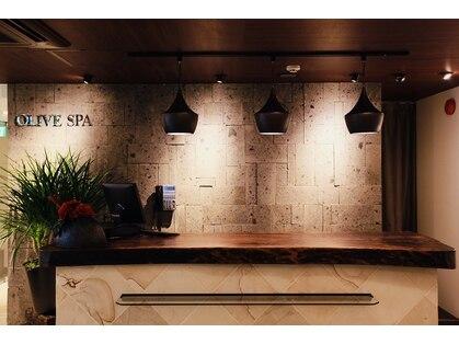 OLIVE SPA 【オリーブスパ】 銀座店(銀座・東京丸の内/リラク)の写真