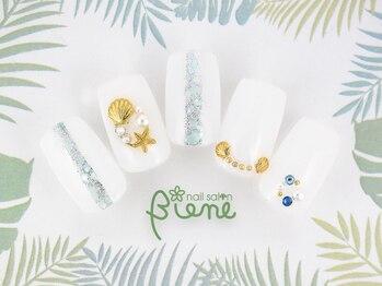 ネイルサロン ビーネ(nail salon Biene)/18年7月のおすすめコース-9