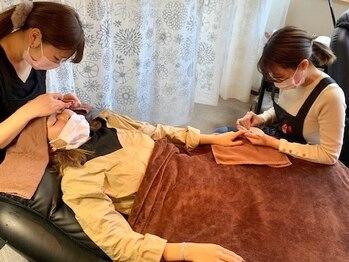 スタイル(STYLE)の写真/忙しいOLさんやママさんにおすすめ!人気のリクライニングチェアでリラックスして施術を受けられます☆