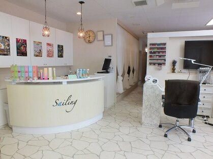 セーリングフォービューティサロン(sailing four beauty salon)の写真