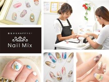 ネイルミックス 心斎橋店(Nail Mix)(大阪府大阪市中央区)