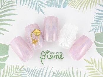ネイルサロン ビーネ(nail salon Biene)/18年7月のおすすめコース-15