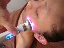 産生不足成分を電気穿孔法で導入。未来の「肌土台」を作ります。