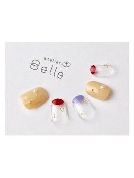 アトリエ ベル(atelier Belle)/お行儀よく*