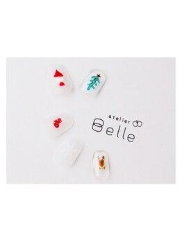 アトリエ ベル(atelier Belle)/クリスマスは絵本の中で*