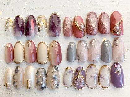 ビジューフルールネイル(Bijou Fleur Nail)の写真
