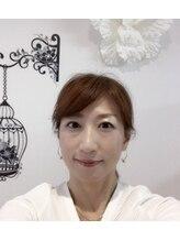 ネイル アンド リラクゼーション グランス 京成大久保店(Nail & Relaxation glance)みどり .