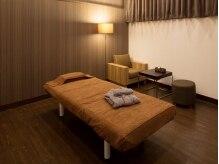 メンズキレイモ 表参道本店(KIREIMO)の雰囲気(プライバシー性に優れた完全個室型の空間をご用意しました。)