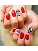 クリスタルネイル(crystal nail)