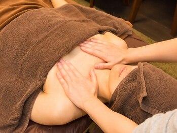 リラクゼーションルーム ポワリエ(Relaxation room poiRier.)/フェイシャル2