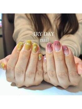 アイリーデイ(IRY DAY)/持ち込みデザインシンプルネイル