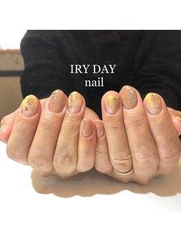 アイリーデイ(IRY DAY)/塗りかけネイル