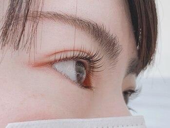 リコリス(licoris)の写真/大人気ラッシュリフト☆自まつ毛の長さが最大限に生かせる次世代まつ毛パーマ♪高技術でモチの良さ◎