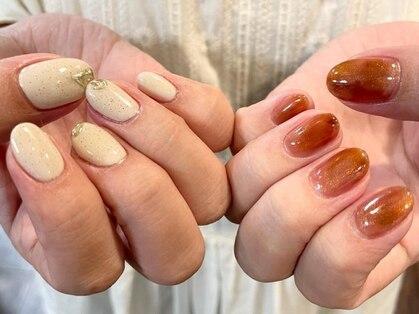 サボネイル(sabo...nail)の写真