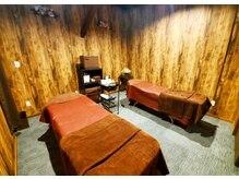 ラ ファミーユ(La famille)の雰囲気(施術ルームは個室でゆっくりお過ごし頂けます(ペアルーム有))