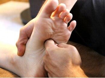 本格足ツボ専門店 ニルバーナの写真/本格的!ワンランク上の本格足ツボ技術!なかなか取れないむくみや疲れにも◎他の足ツボでは物足りない方も