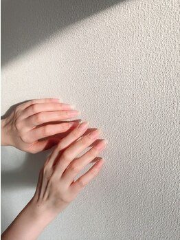 プライベート メロウ(Private Melwe)の写真/指先だけではなく手元全体を綺麗に魅せる技術と爪の事を知り尽くした深い知識で納得のいく仕上がりに…♪