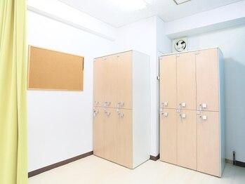 草香江トレーニングスタジオ/ロッカー
