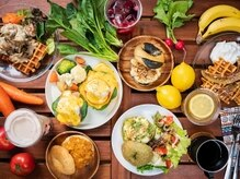 エルクフィットネスアンドテーブル シーサイド 用宗店(ELK Fitness and Table)の雰囲気(高タンパクでヘルシーなメニューを提供!)