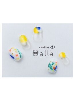 アトリエ ベル(atelier Belle)/花の足あと*