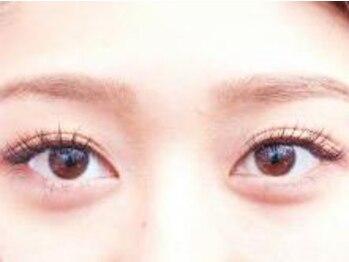 エッジ アイラッシュ(edge eyelash)/トータルバランスを見てデザイン