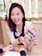 ネイル ビューティー ショコラ(Nail Beauty Chocolat)保條 靖枝