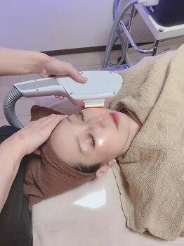 トータルビューティーサロン キレイ(綺rei)/お顔脱毛