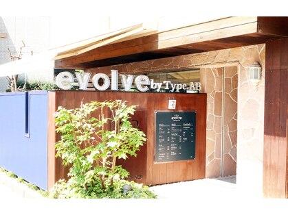 イボルブ バイ タイプ エービー 横浜店(evolve by TypeAB)の写真