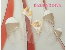 ダッシングディバ ルクア大阪店(DASHING DIVA)の雰囲気(人気菜春デザインアート♪)