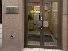 ロッコアイ 新宿御苑(Rocco eye)の雰囲気(ビルの入り口です☆奥にエレベーターがあり、こちらの401です♪)