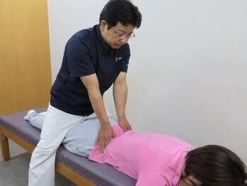 静岡療術整体院/調整