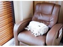 FOOTメニューはリクライニングソファー&個室でゆったり♪