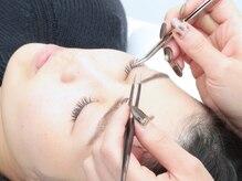 アイスタイリストは全スタッフ美容師免許有。