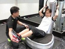札幌加圧パーソナル インパクトジム(impact gym)/パーソナルトレーニング