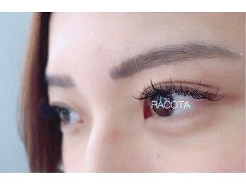 アイラッシュサロン ラコタ 銀座一丁目店(eyelash salon RACOTA)/太さ0.1。スタッフおすすめno.1