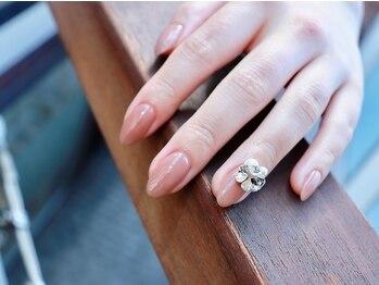 リシェリ(Richer)の写真/【パラジェル・フィルイン導入】自爪を第一に考えた丁寧なケア♪福岡では珍しいフィルイン施術で自爪育成も