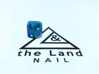 ザ ランド ネイル(the Land Nail)/海のなか △浅井