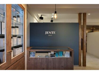 ジェンテ(JENTE)の写真