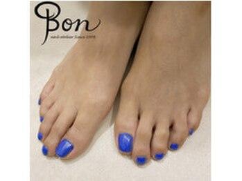 ネイルアトリエ ボン(nail atelier bon)/お客様フットネイル