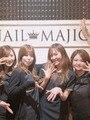 NAIL MAJIC 仙台一番町店 スタッフ一同([仙台一番町])