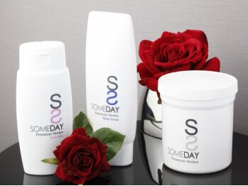 サムデイ ビューティー 銀座店(Someday Beauty)/大人気のオリジナル商材を使用